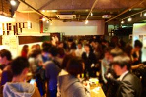 16時~【大阪】着席スタイル&お洒落カフェレストランで20代後半~30代後半メインの相席パーティー」