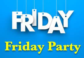「Friday Party〜明日はお休み♪今夜はきっと素敵な出会い♪〜」の画像1枚目