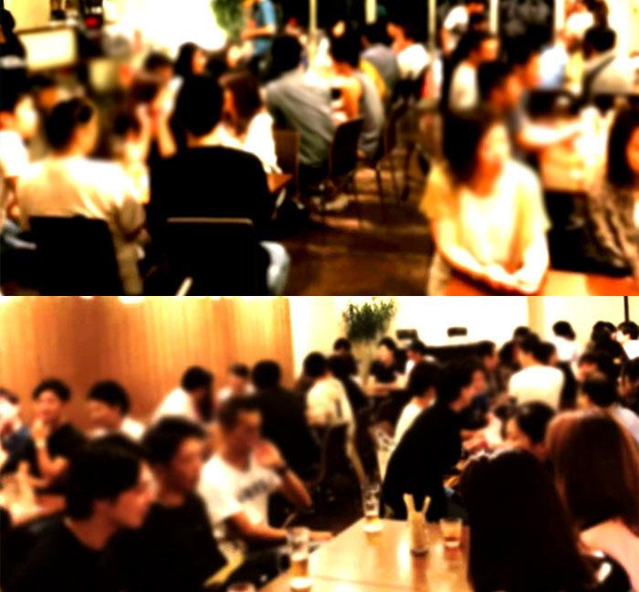 11月17日(日)大阪街コンin本町DECO/毎月80名開催!【男女ともに23歳〜38歳/完全着席】