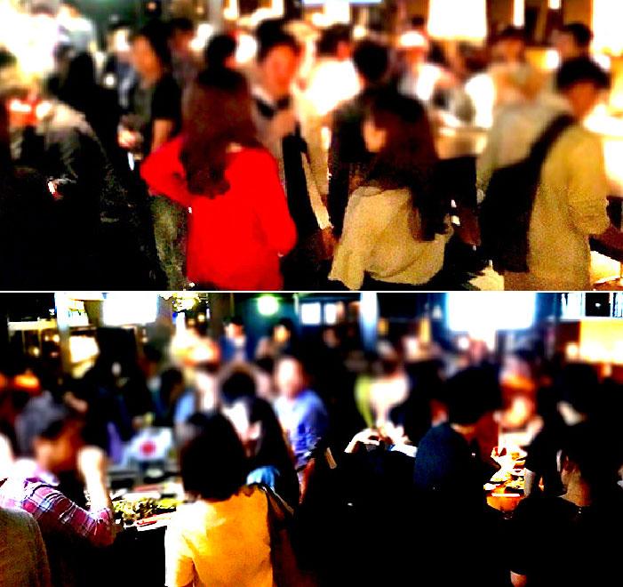 11月23日(祝日土曜)大阪最大級の恋活パーティー!毎回100名様以上!