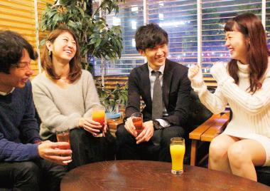 「【40名限定&完全着席】楽しくほろ酔い★のみとも恋パーティー」の画像2枚目