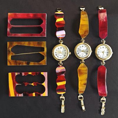 【オリジナルデザインでつくる腕時計】恋活ワークショップ♡