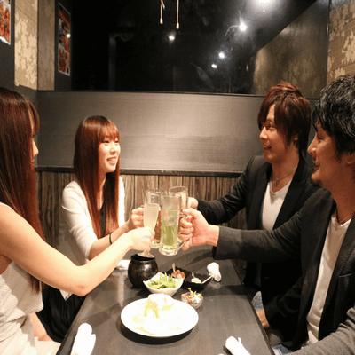 《当店限定2対2飲み会婚活》&《初参加or婚活初心者》の初婚男性メイン♡