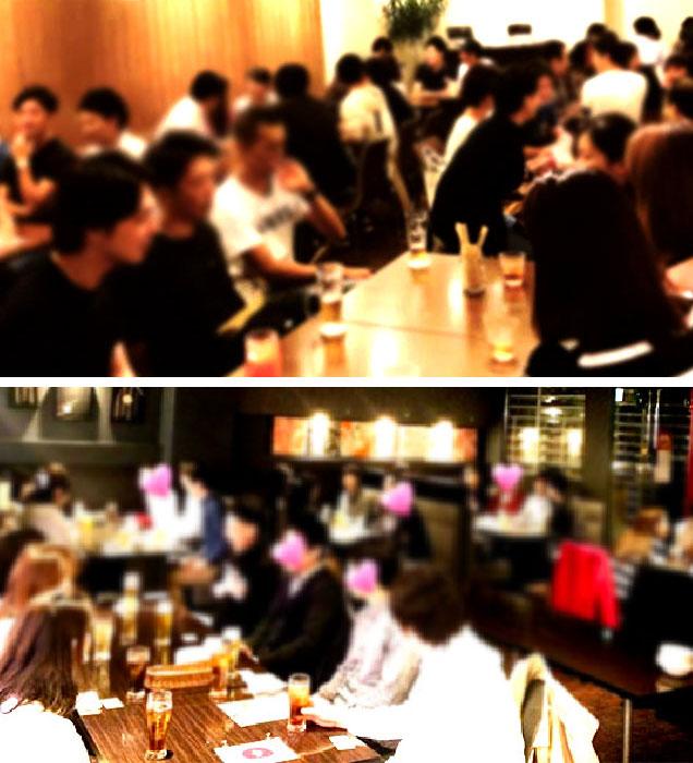 11月29日(金)大阪金曜街コン!平日の街コンin本町カフェ貸切♪