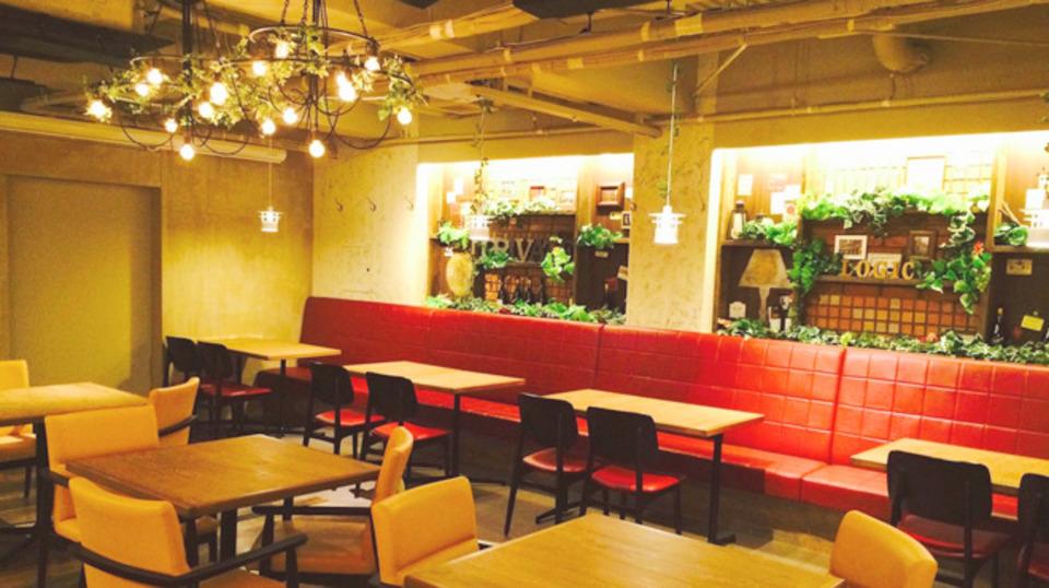 12月6日(金) 「お洒落なカフェラウンジで着席スタイル飲み会&相席パーティー(男女共に23-38歳)」
