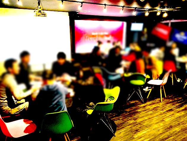 20時~【大阪】金曜夜開催!お洒落カフェでBIGコンパパーティー(男女共に23-38歳)