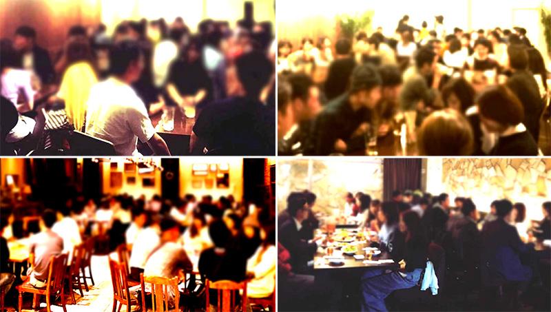 3月1日(日)大阪街コンパーティー!【男女ともに20代〜30代/完全着席/毎月70名開催】