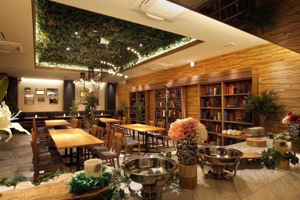 11月16日(土) お洒落なカフェラウンジで着席スタイル飲み会&相席でパーティー(男女共に23-38歳)