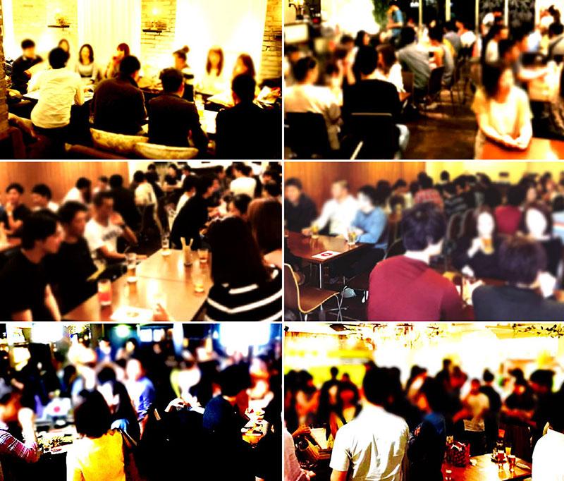 11月24日(日)大阪街コンin本町DECO【男女ともに23歳〜38歳/完全着席/毎月80名開催】